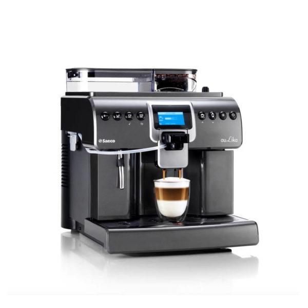 Kavni aparat na zrna SAECO FOCUS za pisarne-profi linija - Office coffee system