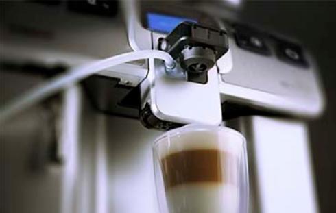 Kavni aparat SAECO aulika penilec mleka