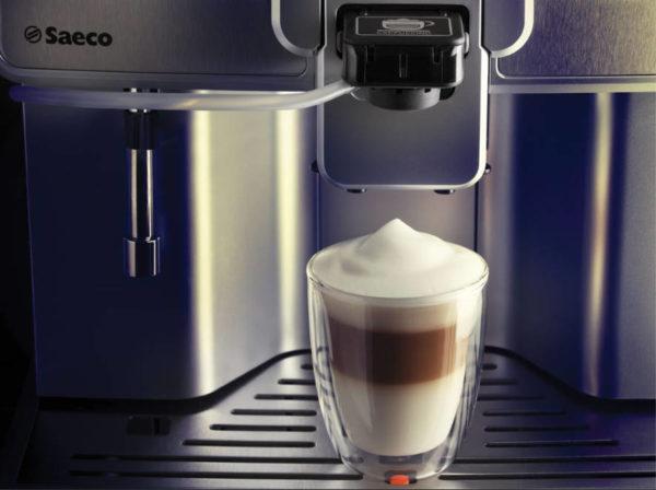 SAECO Aulika OCS - Office coffee syistem kavni avtomat za pisarne-uporablja zrna
