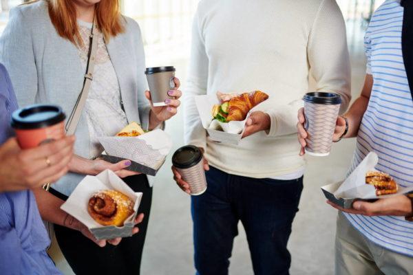 Lončki za kavo Future smart plant based cup huhtamak