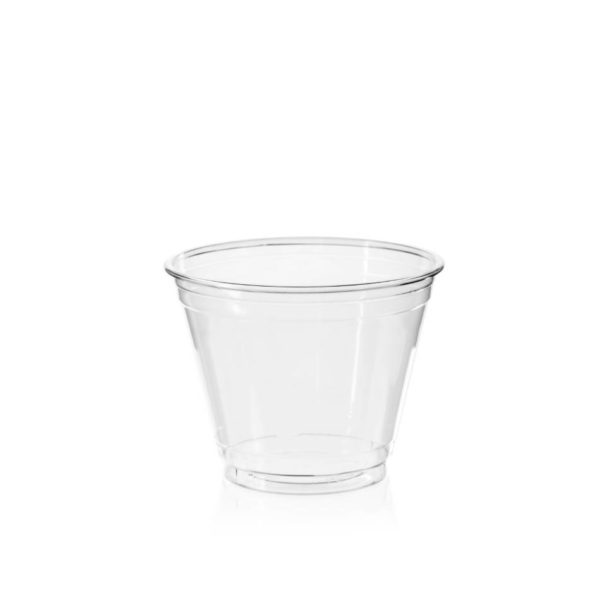 PET cvrst prozoren kozarec za smuti, pakiranje sladic 2dl -ae270