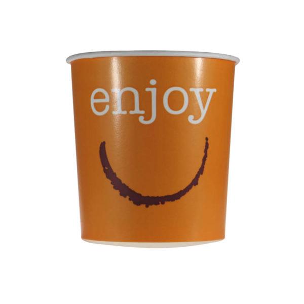 Papirnata posodica skodelica za juho enoloncnico 6dl Huhtamaki