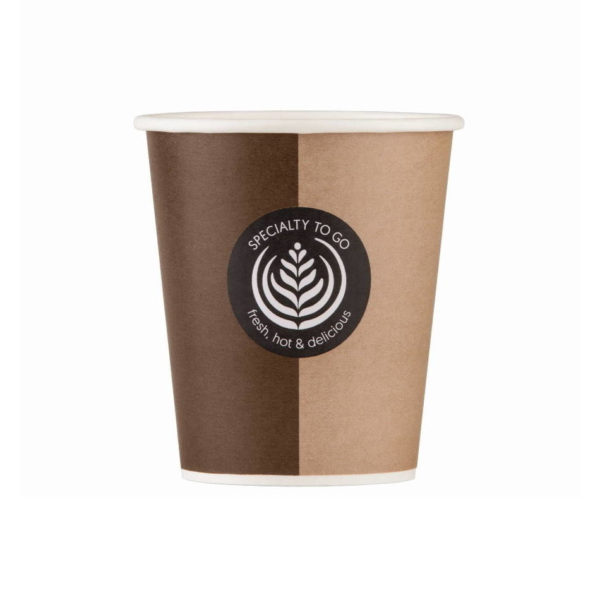 Papirnati lončki za kavo Coffee to go Huhtamaki 2dl / 250ml