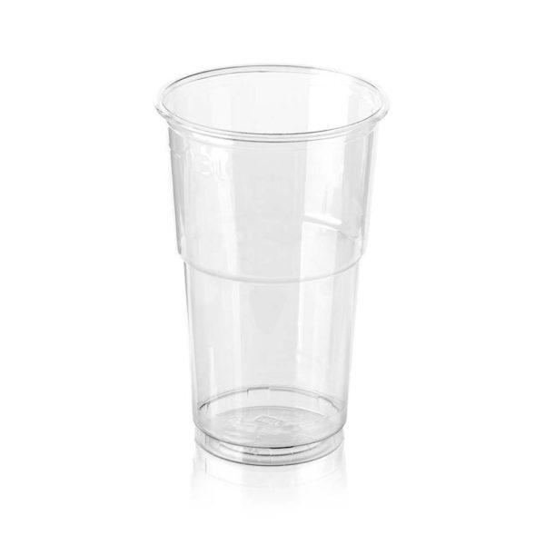 PET kozarec za smuti, sok, pivo 3dl - ekonomična linija