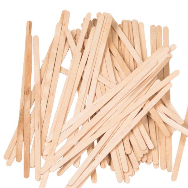 lesene mešalne palčke za kavo Coffee to go 14cm
