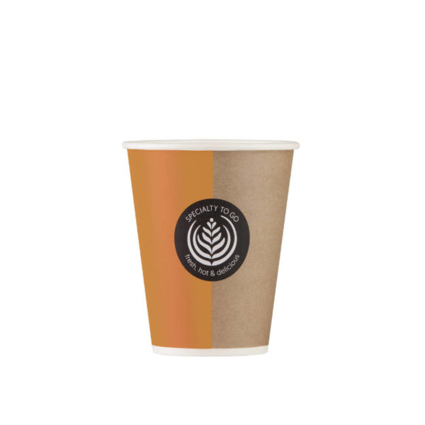 Papirnati lončki za Vending aparat za kavo Coffee to go Huhtamaki 1,6dl