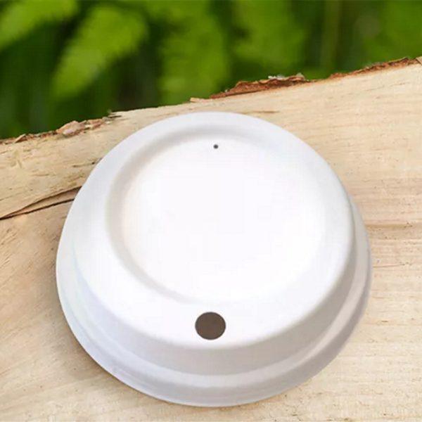 huhtamaki papirnat pokrov za kavo fiber lid