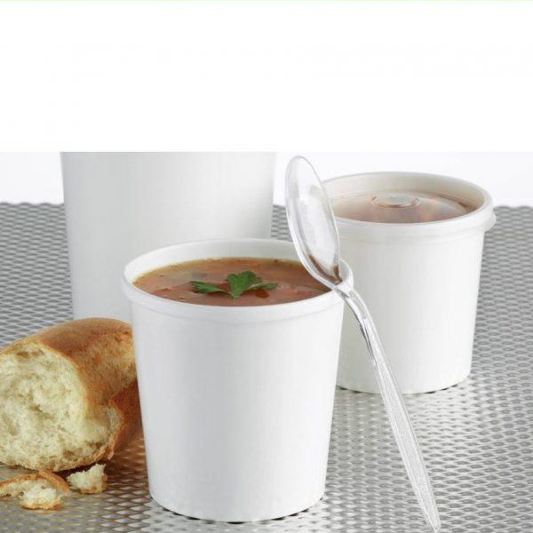 papir posodica za juho akcija